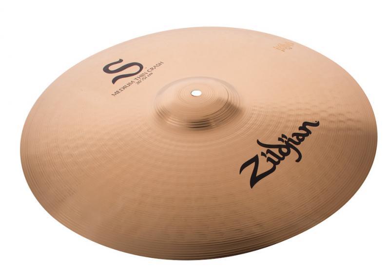 """Zildjian 20"""" S-Family Medium Thin Crash"""