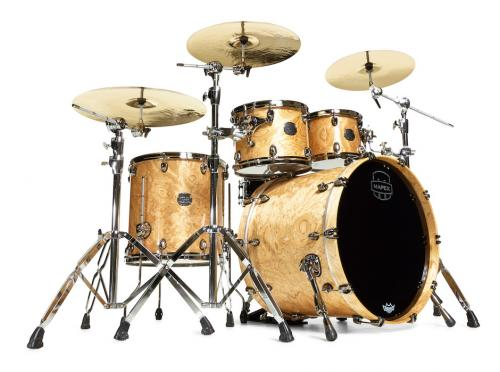Mapex SV529XB-MXN 4-pc Shell Pack, Natural Maple Burl