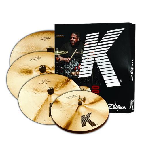 Zildjian KCD900 K Custom Promo Pack