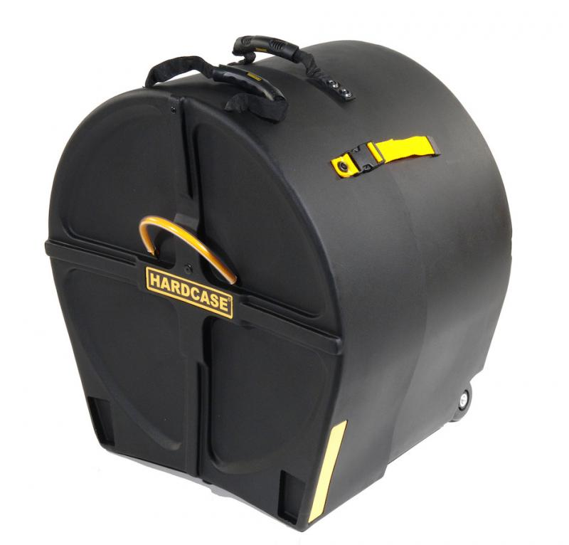 """Hardcase 18"""" Marching Bass Drum Case"""