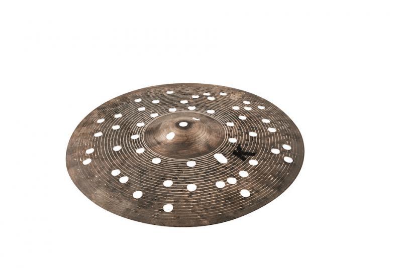 """Zildjian 14"""" K Custom Special FX-Hat Top"""