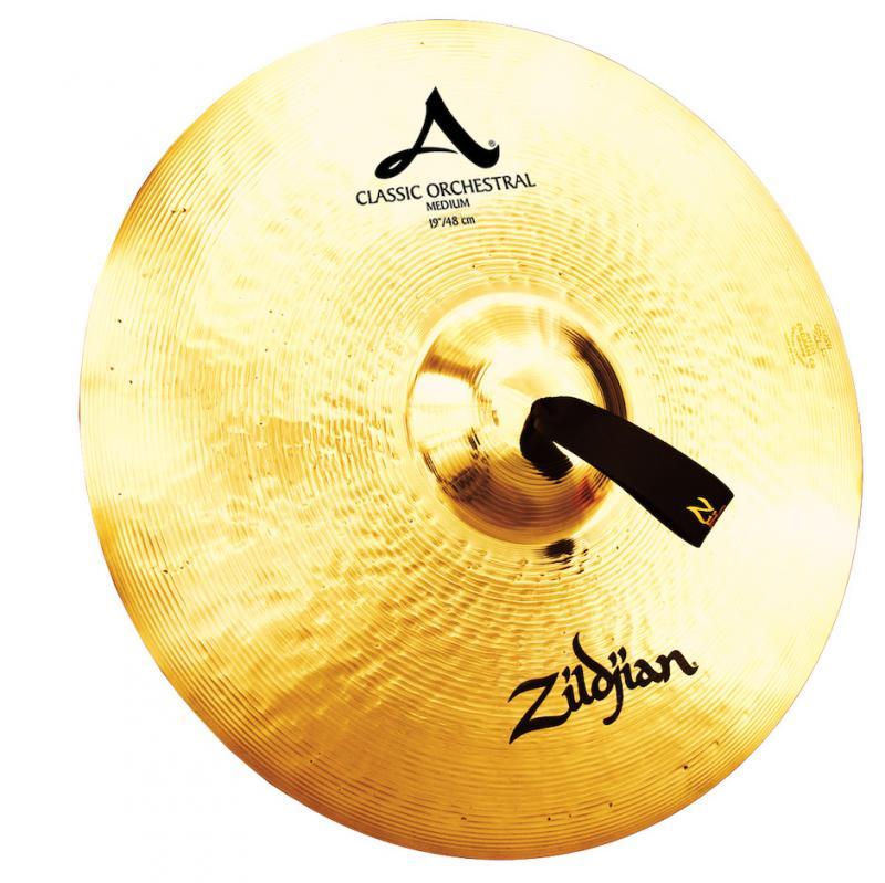 "Zildjian 19"" Classic Orchestral Selection Medium Single"