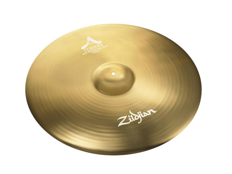 "Zildjian 23"" A Custom 25th Anniversary Ride"
