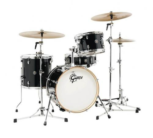 Gretsch shell set Catalina Club, Piano Black