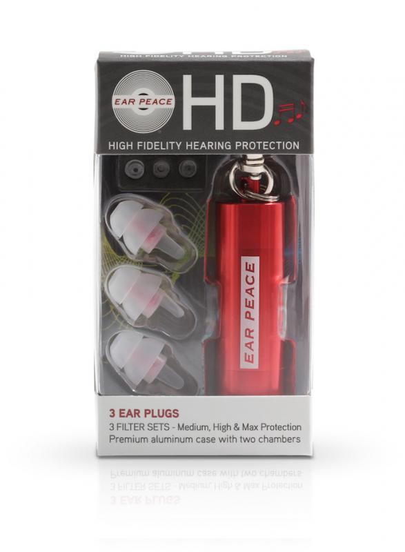 Earpeace HDRW1