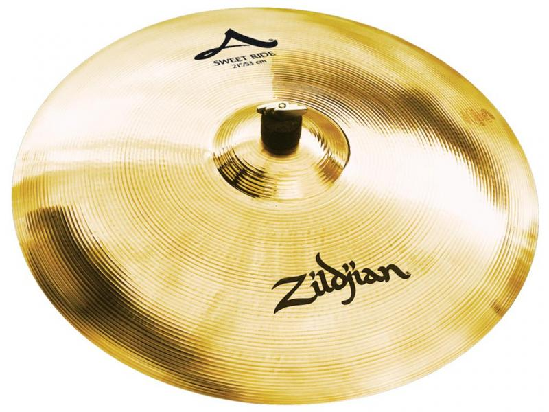 """Zildjian 21"""" A Sweet Ride - Brilliant"""