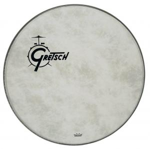 Gretsch Bassdrum head Fiberskyn, 20