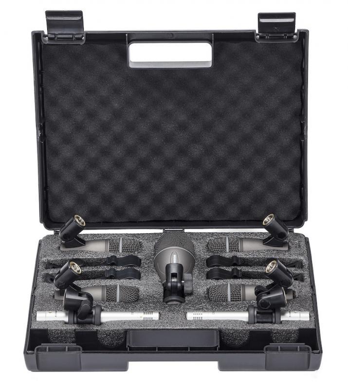 Samson DK707 7 mic drum pack