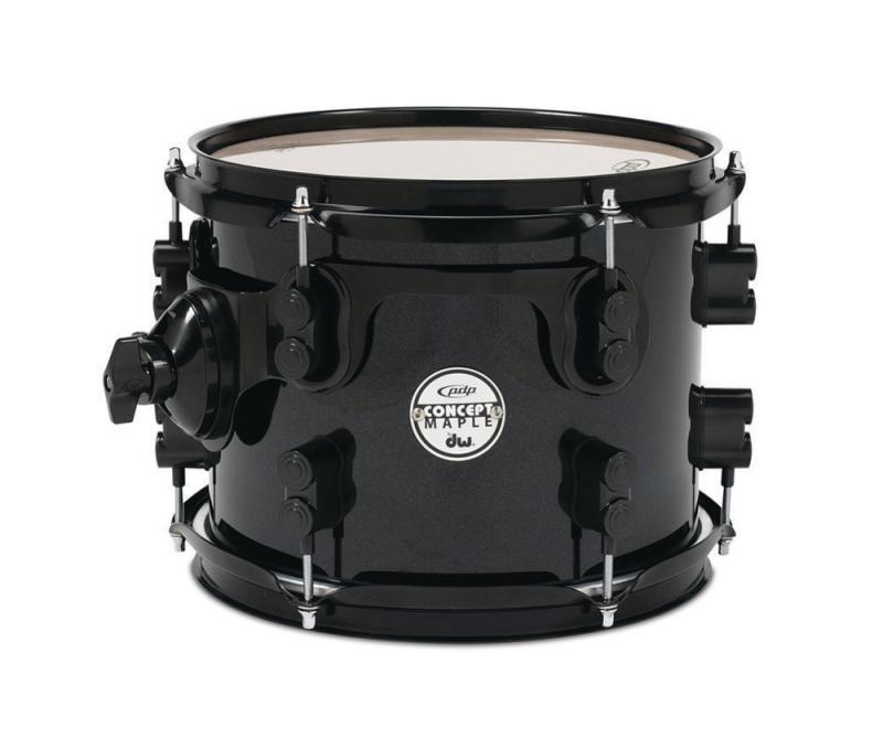 PDP Concept Maple, Hängpuka - Pearlescent Black