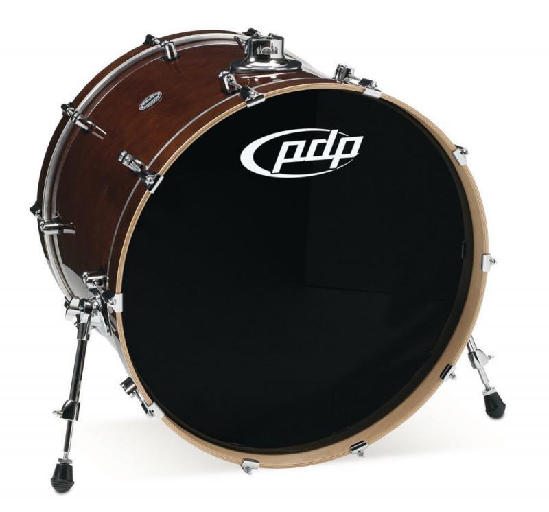 PDP Concept Maple, Bastrumma - Transparent Walnut