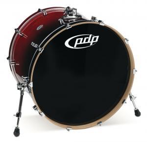 PDP Concept Maple, Bastrumma - Red to Black Sparkle