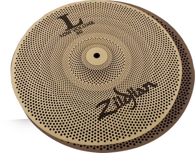 """Zildjian L80 13"""" Low Volume Hi-hat"""