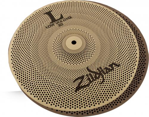 "Zildjian L80 13"" Low Volume Hi-hat"