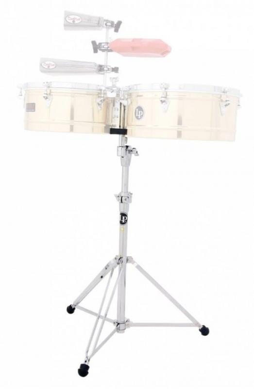 Latin Percussion Timbale stand Prestige Thunder Timbales, LP986A