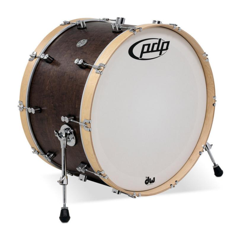 PDP Concept Maple Classic, Bastrumma - Walnut/Natural