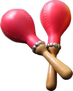 Mano Percussion MP-MA-RD Maracas