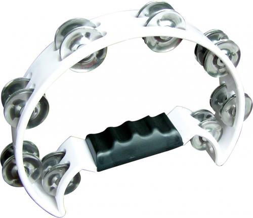 Mano Percussion MP-TC-WH Tambourine