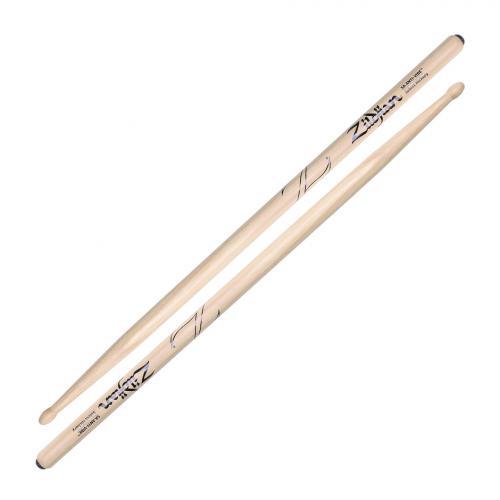 Zildjian 5A Antivibe Drumsticks Wood Tip