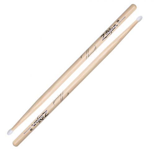 Zildjian 5B Nylon Hickory Drumsticks
