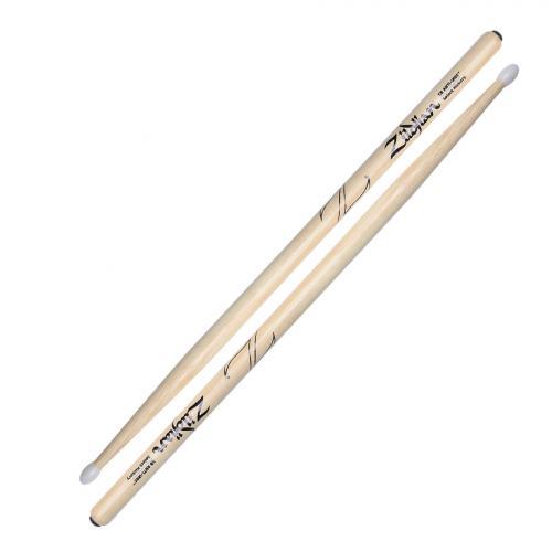 Zildjian 5B Antivibe Drumsticks Wood Tip