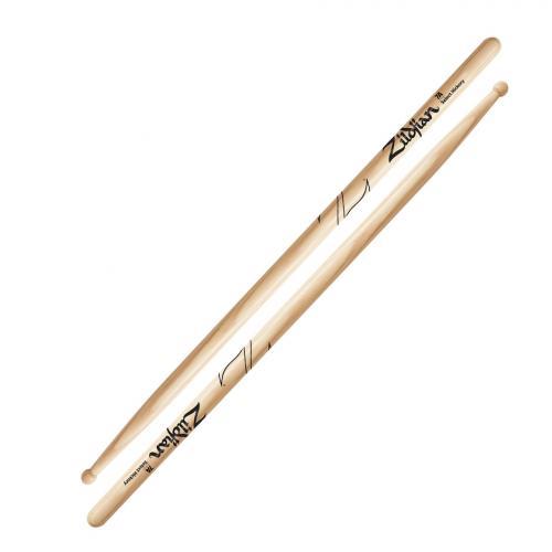 Zildjian 7A Hickory Drumsticks Wood Tip