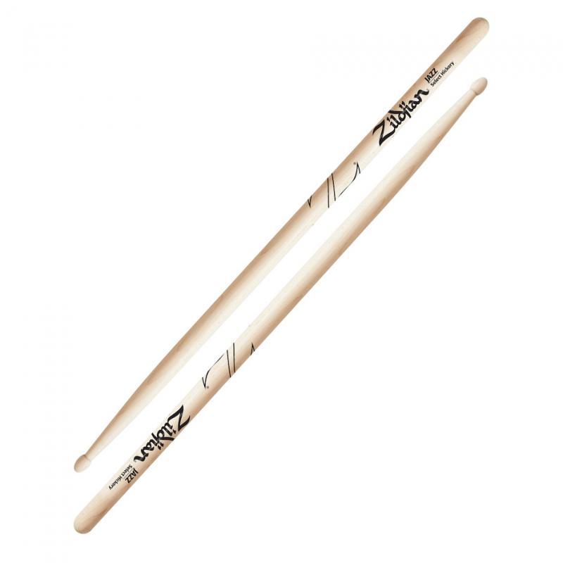 Zildjian Jazz Maple Drumsticks Wood Tip