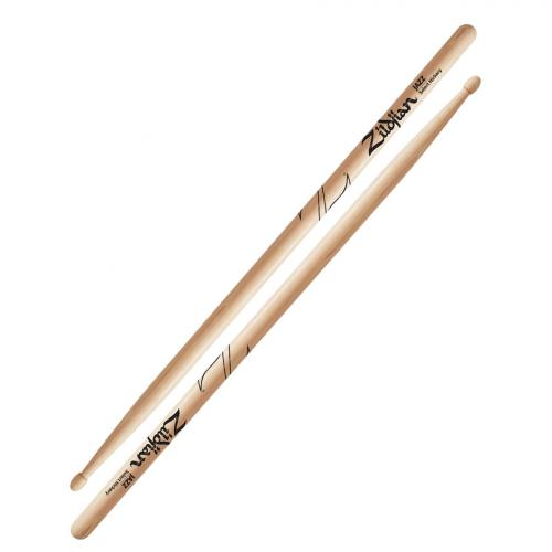 Zildjian Jazz Hickory Drumsticks Wood Tip