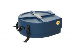 "Hardcase 14"" Snare Drum Case Dark Blue"