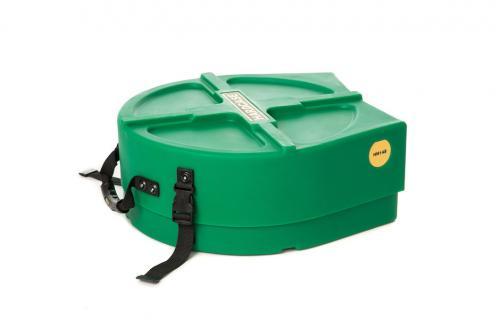 "Hardcase 14"" Snare Drum Dark Green"