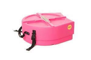 """Hardcase 14"""" Snare Drum Case Pink"""