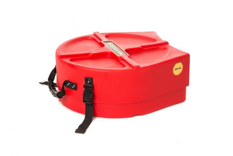 "Hardcase 14"" Snare Drum Case Red"