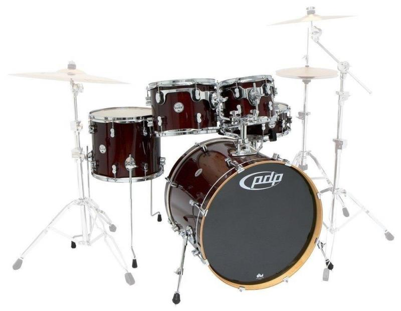 PDP by DW Shell set Concept Maple