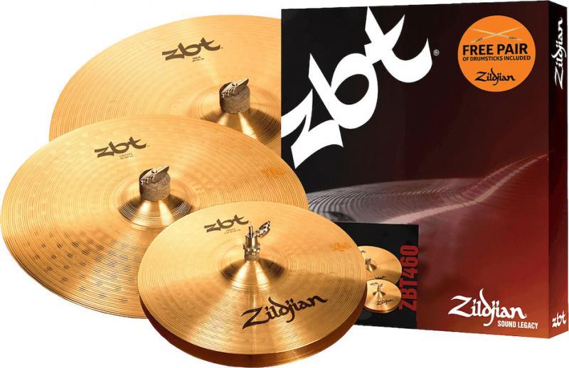 Zildjian ZBT460 Promo Pack