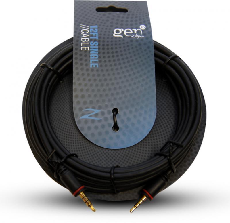 Zildjian Gen16 12ft Single Cymbal Cable