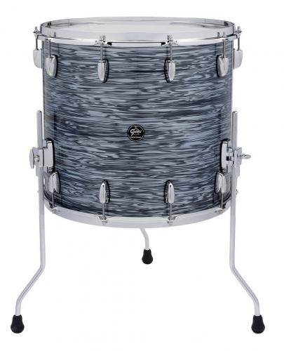 Gretsch Floor Tom Renown Maple, Silver Oyster Pearl