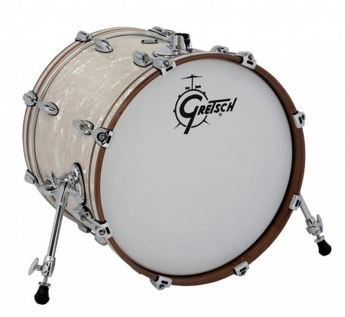 Gretsch Bass Drum Renown Maple, Vintage Pearl