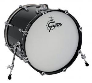 Gretsch Bass Drum Renown Maple, Piano Black