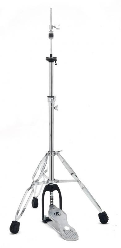 Hi-hat-stativ Telescopic, Gibraltar Dubbel braced