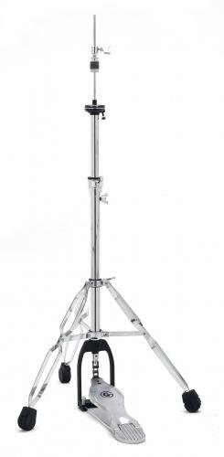 Hi-hat-stativ Telescopic GLRHH-SB, Gibraltar Enkel braced