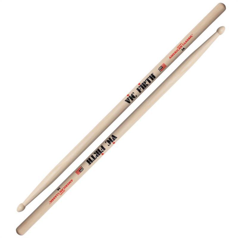 Vic Firth 1A American Classic® 1A Wood Tip