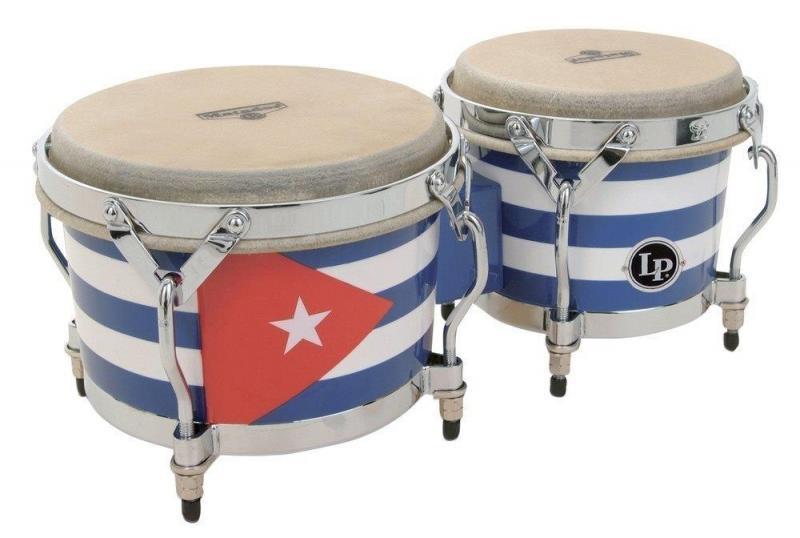 Latin Percussion Bongo Matador Wood , M201-QBA