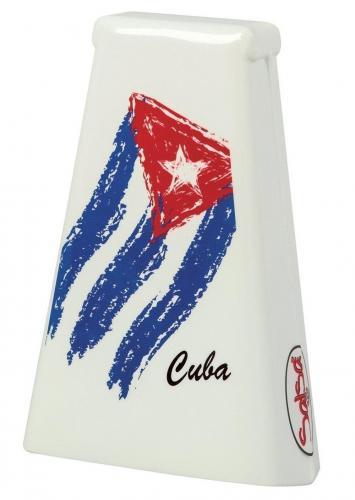 Latin Percussion Cow Bell Bongo Heritage Cuban Flag Cuban Flag, ES-4QBA2
