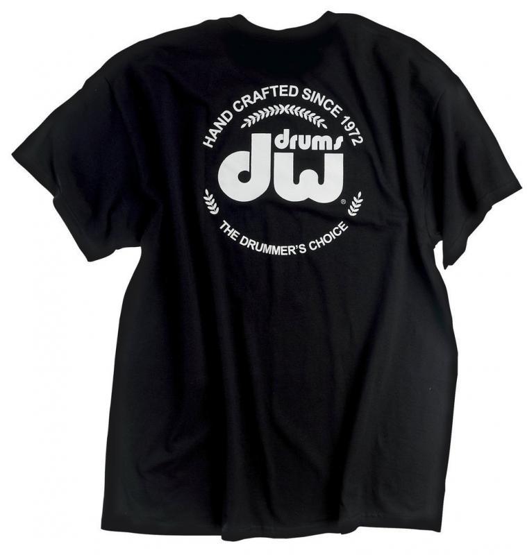 DW, T-shirt, DW-logo
