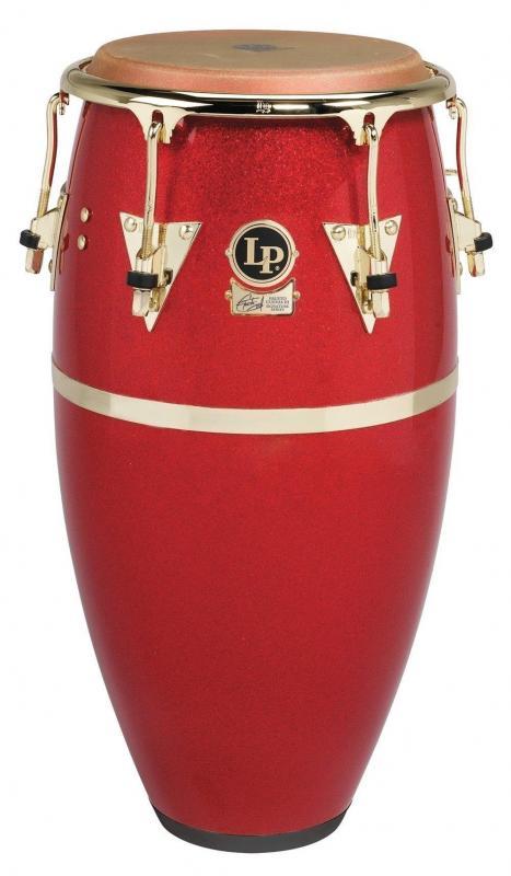 Latin Percussion Conga Galaxy Fiberglass Conga 11 3/4'', LP809X-ARG