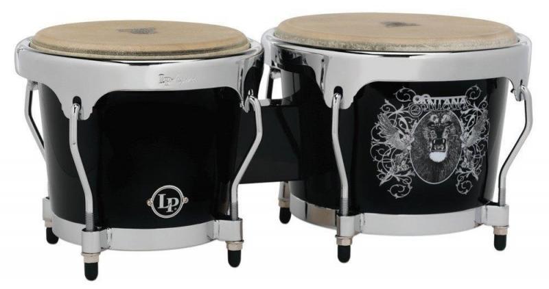 Latin Percussion Bongo Aspire Accent Santana Lion, LPA602SNL