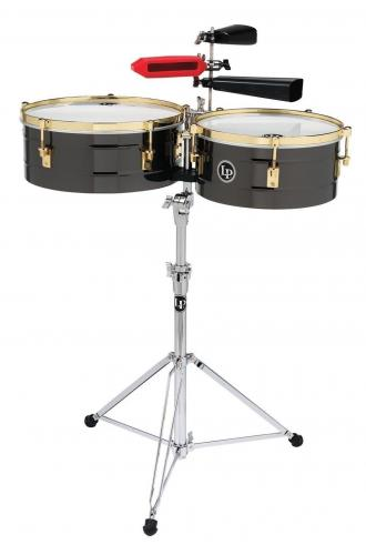 Latin Percussion Timbales Fausto Cuevas Signature 14''/16'', LP1416-R