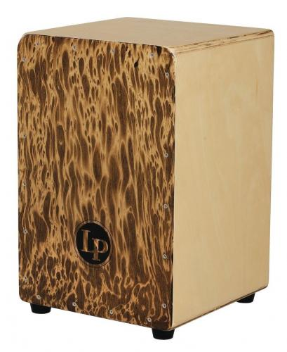 Latin Percussion Cajon Aspire Accents Havana Café, LPA1332-HC
