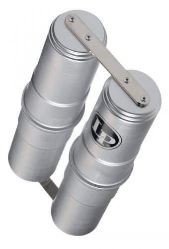 Latin Percussion Shaker Ganza Aluminium, Double, LP3504