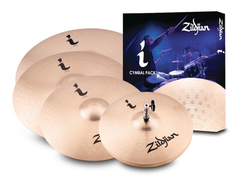 Zildjian I-Family Pro Gig Cymbal Pack (14/16/18/20)