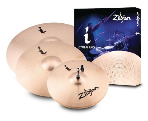 Zildjian I-Family Standard Gig Cymbal Pack (14/16/20)